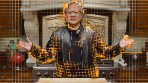 「GTC 2021」のキッチン基調講演は「Omniverse」で作ったCG映像だった。NVIDIAがその種明かしを公開