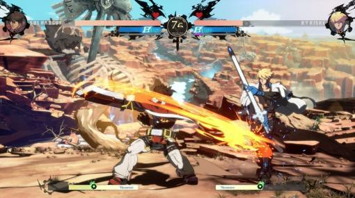 対戦格闘ゲーム『ギルティギア ストライヴ』がお得なアークシステムワークスSteamセール開催中。『BBTAG』『UNI clr』は2000円未満