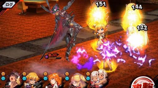 「対魔忍RPG」の新イベントはカジノが舞台。多数のバニーガールが登場