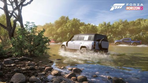 『Forza Horizon 5』ではなぜメキシコを舞台にしたのか、開発者に聞く。生きた砂漠や火山、沼地など11の環境(バイオーム)も詳細に解説