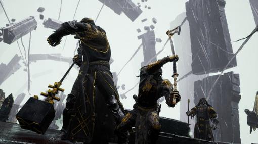 アクションRPG『Mortal Shell』ローグライク要素の拡張版「The Virtuous Cycle」新トレイラー公開―配信開始5日間限定無料配布予定