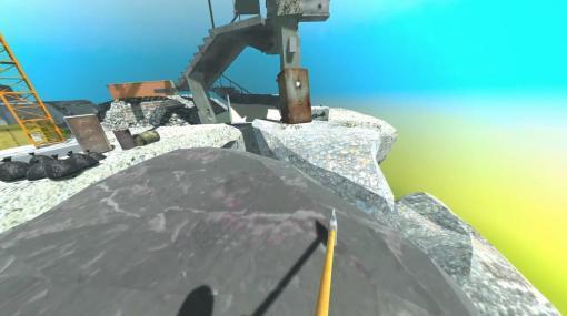 「壺男」こと『Getting Over It』のVRリメイクが開発中、ファンによる非公式リメイク。Oculus Questに対応予定