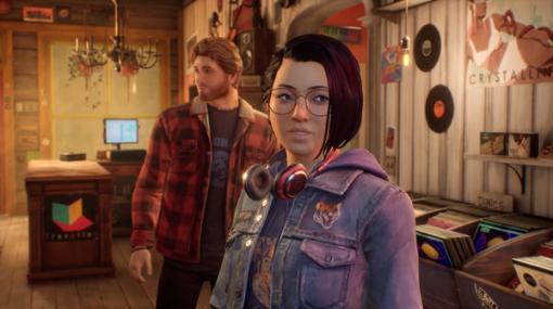 『Life is Strange: True Colors』13分ゲームプレイ映像!友人候補との出会いなどを収録
