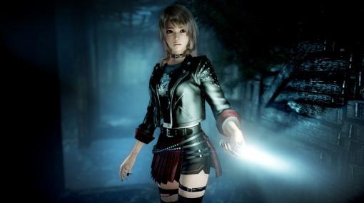 """リマスター版「零 〜濡鴉ノ巫女〜」に追加される衣装のスクリーンショットが公開。早期購入特典の""""ライザのアトリエ""""とのコラボ衣装も"""