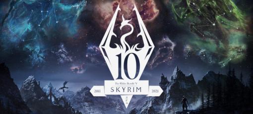"""10周年を迎える""""スカイリム""""の新版「The Elder Scrolls V: Skyrim Anniversary Edition」が発表。11月11日リリースへ"""