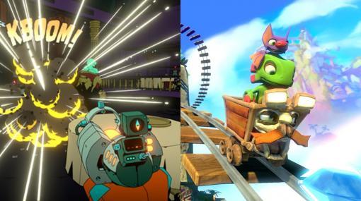 Epic Gamesストアにて『Void Bastards』『Yooka-Laylee』無料配布。知力が問われるFPSとNINTENDO64風3Dアクションの二本立て
