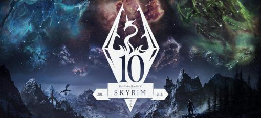 『The Elder Scrolls V: Skyrim Anniversary Edition』発表、海外向けに11月11日発売へ。釣り/サバイバルモード/新クエストは、「Special Edition」向けにも無料提供
