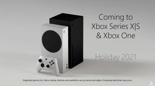 海外で「Xbox Cloud Gaming」のコンシューマ機への対応が2021年のホリデーシーズンに実施