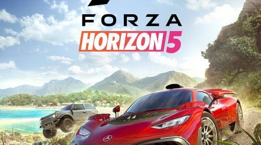 「Forza Horizon 5」のオープニングシーンを紹介する最新ゲームプレイ映像が公開。メキシコのさまざまなロケーションを巡る