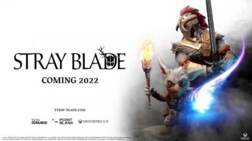 505 Gamesの新作「Stray Blade」が発表。テンポの良いバトルがウリのアクションRPG