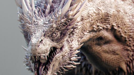 Vol.38 Dragon phantom beast [ドラゴン 幻獣] ~Concept Model - 連載