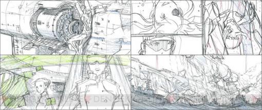"""『ヱヴァ:Q 3.333』映像特典の""""前田真宏イメージボード集""""が公開"""