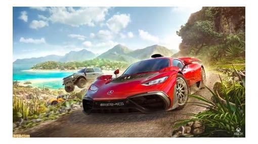 『Forza Horizon 5』8分におよぶトレーラーが公開、カバーカーのメルセデス-AMG ONEとフォード ブロンコ バッドランズがお披露目。限定コントローラも発売決定【gamescom 2021】