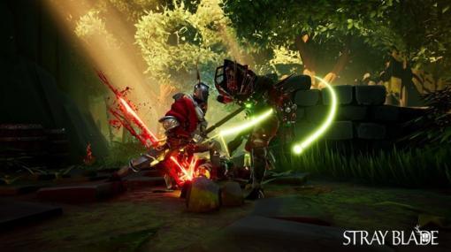 レスポンスの良いアクションで爽快かつ残虐に戦闘!『Stray Blade』PC/PS5/XSX向けに発表【gamescom 2021】