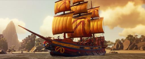 『Sea of Thieves』が『ボーダーランズ』とコラボ!メイヘム船獲得イベントは9月7日まで【gamescom 2021】