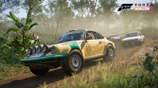 オープンワールドレースゲームの真打ち! 「Forza Horizon 5」インプレッションクリエイティブディレクターMike Brown氏のメディアインタビューもお届け