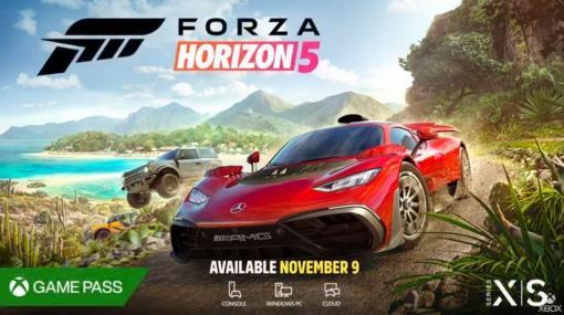 「Forza Horizon 5」、カバーカーはなんと2台に! 「Mercedes-AMG ONE」、「2021 Ford Bronco Badlands」