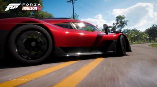 オープンワールドレーシングゲーム『Forza Horizon 5』の最新トレイラーが公開。世界観をイメージした特製コントローラーも発売へ