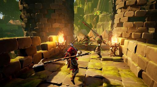アクションRPG『Stray Blade』発表。時間と共に変化する「古代の谷」を冒険せよ。ハイパー・レスポンシブ・コンバット・システムで素早い戦闘を実現