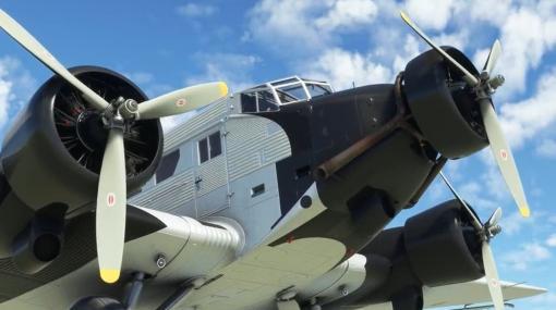 『Microsoft Flight Simulator』に対戦レースモードが実装へ。第二次世界大戦中に活躍したドイツ空軍の機体もプレイ可能に