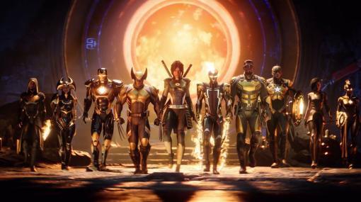 戦略RPG『マーベル ミッドナイト・サンズ』発表。ドクター・ストレンジ、アイアンマン、ブレイドなど参加のダークなヒーロー軍団