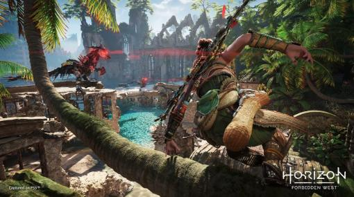 PS5/PS4『Horizon Forbidden West』は2022年2月に発売へ。開発は最終段階に突入するも、さらに磨き上げるため延期を選択