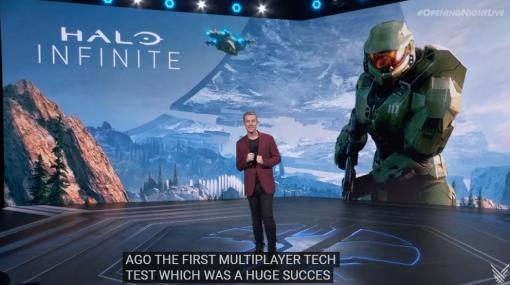 「Halo Infinite」、12月8日リリース決定! 新たなマルチプレイ映像が公開