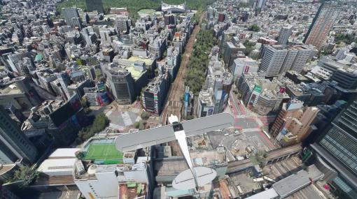 東京上空を巡る「Microsoft Flight Simulator」のムービーで観光気分! 新連載「ミニシアター4Gamer」