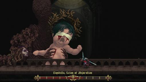 高難度2Dアクション『Blasphemous(ブラスフェマス)』最終章となるDLC「Wounds of Eventide」が12月配信へ。続編の存在も明らかに