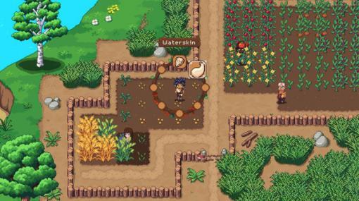 石器時代の牧場RPG『Roots of Pacha』新トレイラー&リリースは2022年に後ろ倒し【gamescom 2021】