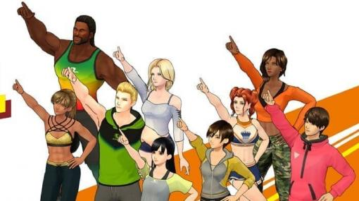 インストラクターの日常へ焦点を当てた『Fit Boxing』シリーズのアニメ化作品『キミとフィットボクシング』10月1日から放送決定