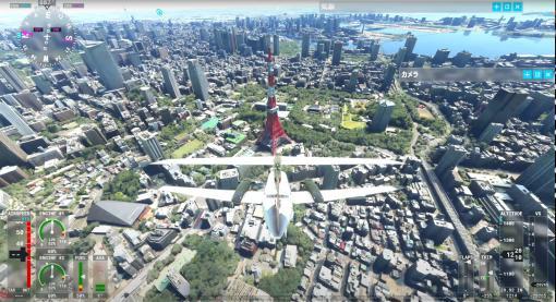 Xbox Series X版「Microsoft flight Simulator」のクオリティをチェック。コンシューマ機でもカジュアルにフライトが楽しめる