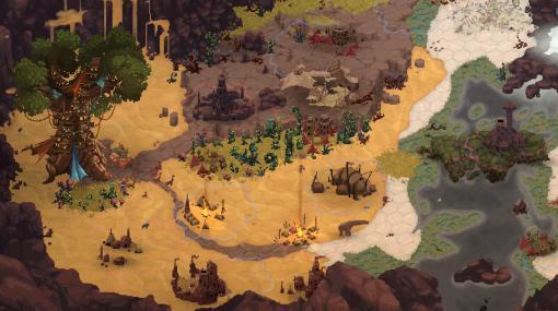 Goblinz StudioがローグライクADV「Sandwalkers」とデッキ構築型ストラテジー「Oaken」を発表。トレイラーやSteamストアページの公開も