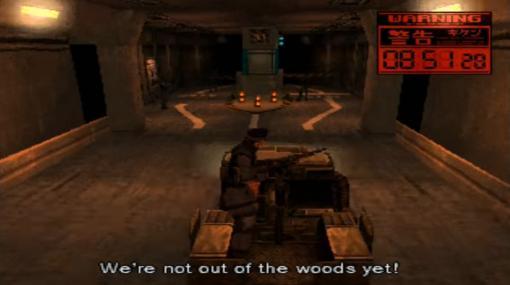 『メタルギアソリッド』の奇妙な小技がまたしても「偶然」発見される。終盤の警備兵の挙動を2Pコンで操作可能