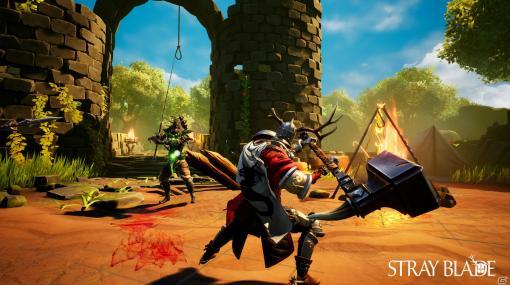 505 Games、スピーディーな戦闘が魅力の新作ARPG「Stray Blade」など5タイトルの情報をgamescom 2021で発表