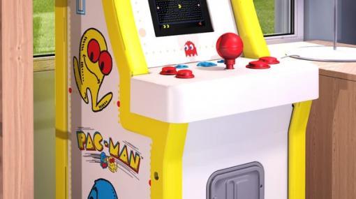 「Arcade1Up」新作は児童向け。「パックマン」&「パウ・パトロール」を第1弾として「Arcade1Up Jr.」の展開がスタート