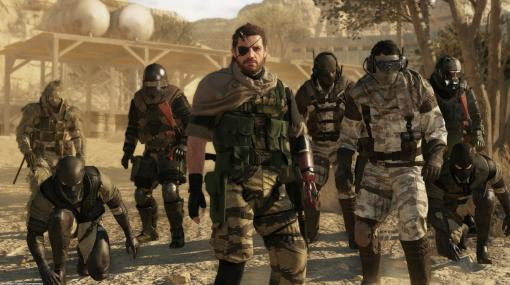 『メタルギアソリッドV ファントムペイン』PS3/Xbox 360のオンラインサービスが2022年終了へ。FOBミッションやMGOが幕を閉じる