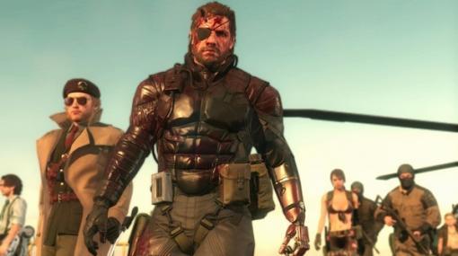 『メタルギアソリッドV ファントムペイン』PS3/Xbox 360のオンラインサービス終了へ―2022年5月31日15時まで