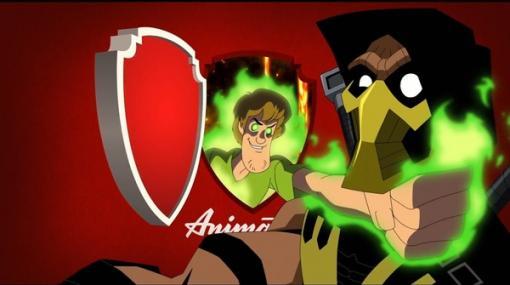 『モータルコンバット』新作アニメに「身勝手の極意シャギー」が登場!? スコーピオンに襲いかかる…