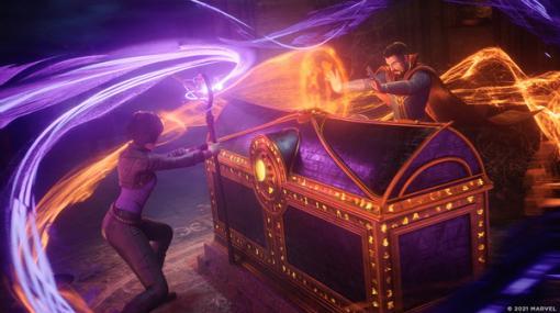 闇の軍勢を迎え撃つマーベルヒーローストラテジー『Marvel's Midnight Suns』ゲームプレイトレイラー!