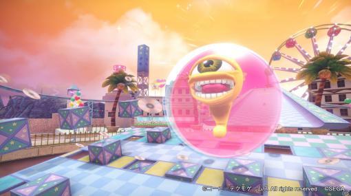 「たべごろ!スーパーモンキーボール 1&2リメイク」に「モンスターファーム」のスエゾーがDLCキャラクターとして登場!