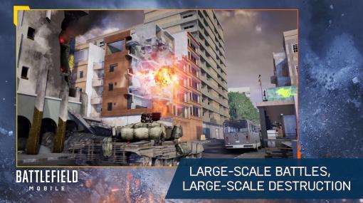 モバイル向けFPS『Battlefield Mobile』のゲーム概要が公開。『バトルフィールド』シリーズおなじみのマップやゲームモードも登場