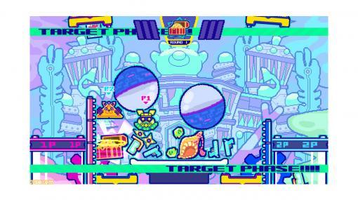 『シューフォーズ』はカプセルを壊してターゲットのアイテムを奪い合う! ポップな色調がカワイイ宝探し対戦ゲーム【BitSummit THE 8th BIT】