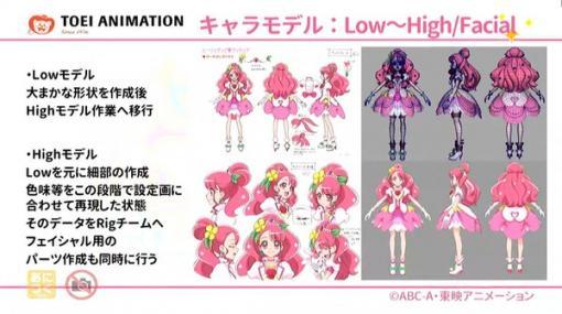 CGアニメ特有の「人形っぽさ」を排除し、キャラを表情豊かに描く秘訣は? 「ヒープリ」東映アニメーションが解説 | アニメ!アニメ!