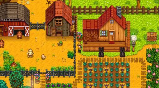 『Stardew Valley』開発者新作は間もなく発表か―ドット絵の見下ろし視点だが農業ゲームではない