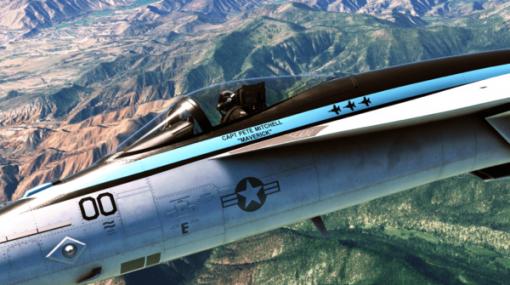 『Microsoft Flight Simulator』映画とのコラボDLC「Top Gun: Maverick」が2022年5月27日に延期