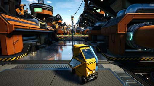 工場建設ゲーム『Satisfactory』ガラスの屋根追加や建設モードを改善する大型アプデ詳細が公開