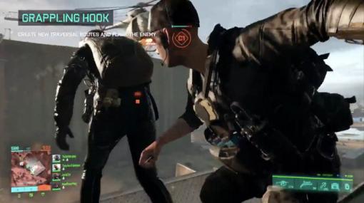 『バトルフィールド2042』スペシャリストを紹介するゲームプレイ映像が公開!Apexのようなフィニッシャーやガジェットの使用など本格的なプレイ映像がお目見え