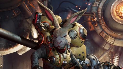 発売迫る豪腕ウサギのメトロイドヴァニア『フィスト 紅蓮城の闇』ローンチトレイラー!