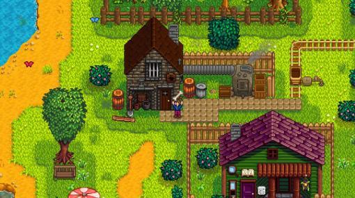 牧場ライフゲーム『Stardew Valley』の売上が1500万本を突破していた。いまだライバルの追随を許さない牧場ゲームの金字塔